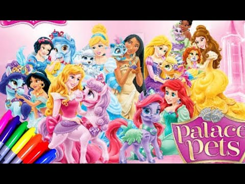 Disney Princess Jasmine and Palace