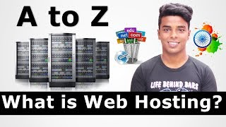 What is Web hosting in Hindi? Web hosting explained