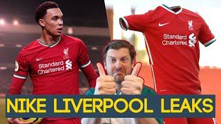 Nike Liverpool Kit Leaked Reaction