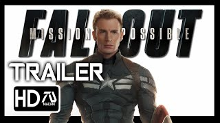 Captain America: Winter Soldier (MISSION IMPOSSIBLE: FALL OUT Style)