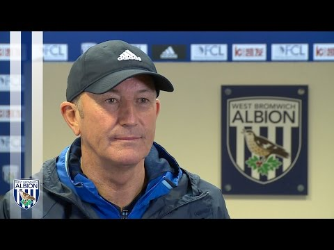 Tony Pulis previews Albion's clash with Bournemouth