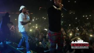 Migos Live at the The Observatory performing their hit singles
