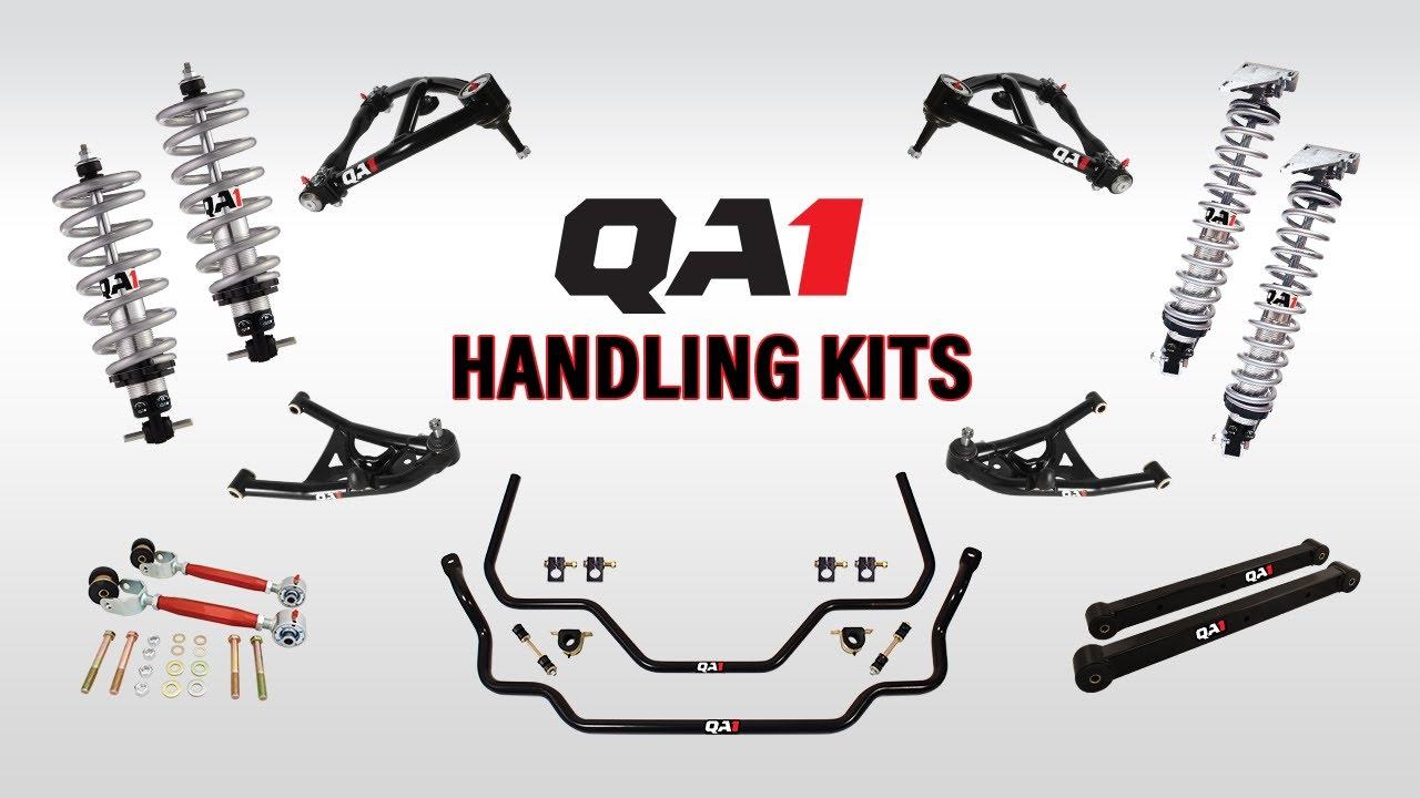 QA1 Handling Suspension Kits