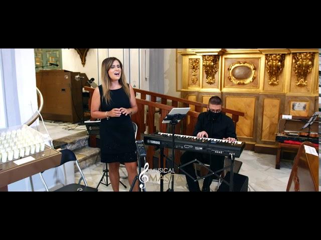 Amazing Grey 🟢 | Cantante Gospel | Gospel Bodas | Musical Mastia