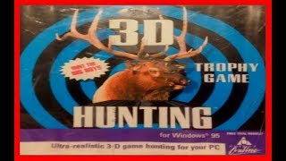 3D Hunting - Trophy Game 1998 PC