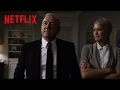 House of Cards | Tráiler oficial de la temporada 5 | Netflix [HD]