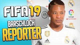 FIFA 19: THE JOURNEY ⚽ 008: Alles BARSCHLOCH-Reporter