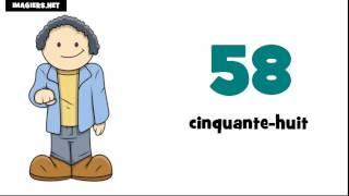 Học tiếng Pháp # Các con số từ 0 đến 100