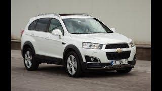 VGT ile Chevrolet Captiva. VGT Yakıt Tasarrufu ve Performans Sistemi Testi.