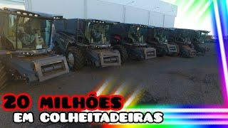 FENDT IDEAL || COLHEITADEIRAS 7/8/9