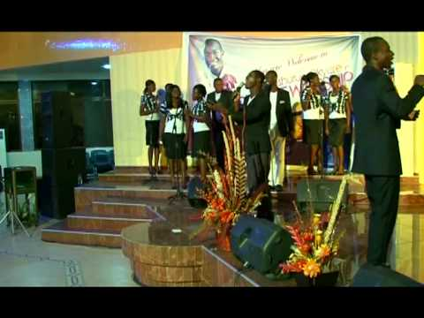 AUGUST WORSHIP - ALL THE GLORY... FT. AKESSE