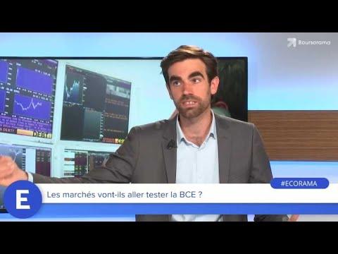 Les marchés vont-ils aller tester la BCE ?