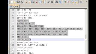 SheetCam  Урок 3 создание УП