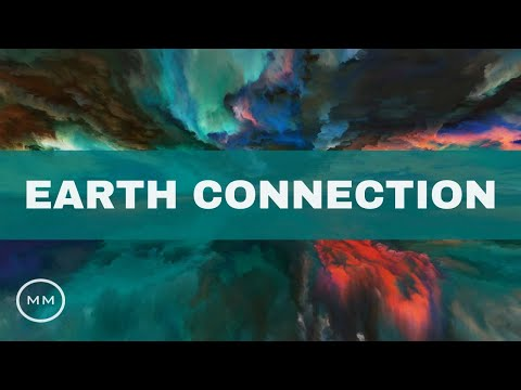Earth Connection - Increase Grounding, Inner Awareness, Well-Being - Binaural Beats