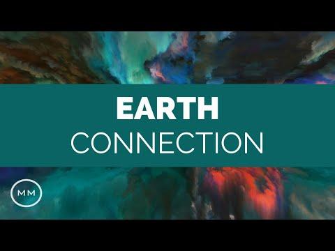 Earth Connection - Increase Grounding, Inner Awareness, Wellness - Binaural Beats