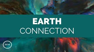 Earth Connection - 7.83 Hz - Schumann Resonance - Binaural Beats Meditation