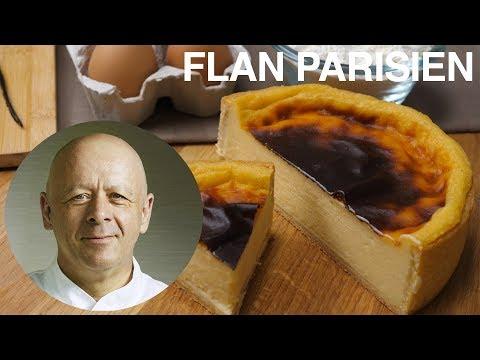 le-flan-parisien-de-thierry-marx---recette-de-chef