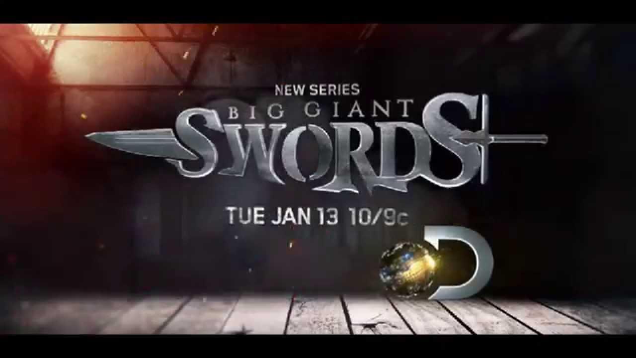Download BIG GIANT SWORDS | New Series - Tue Jan 13 10/9c