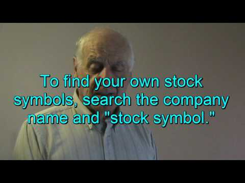 How to Research a Stock Financial Tutorial for Beginners Tom Willett
