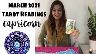 मकर राशि Makar Rashi | CAPRICORN | Rashifal Predictions for MARCH 2021 | Rinky Punjabi