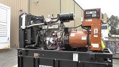 60 kW Generac Diesel Generator – Standby, Surplus Genset #86904