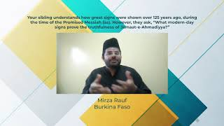 Mirza Rauf | Face2Face Series 3 | Semi Final 2