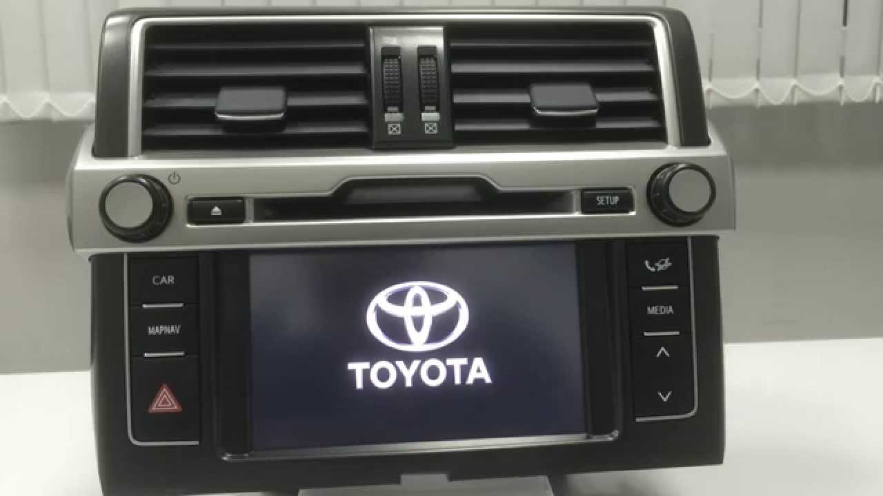 toyota touch&amp