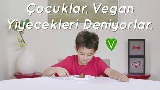 Çocuklar, Vegan Yiyecekleri Deniyorlar. ☆ Kids Try Vegan Food | Mercy For Animals