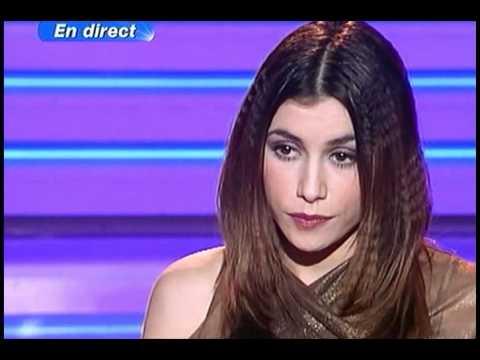 Olivia Ruiz - J'envoie valser (Star Academy, décembre 2001).avi