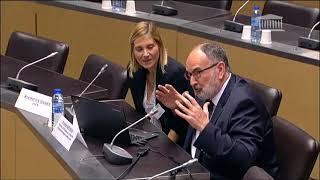 Commission d'enquête Alimentation industrielle - Audition 01