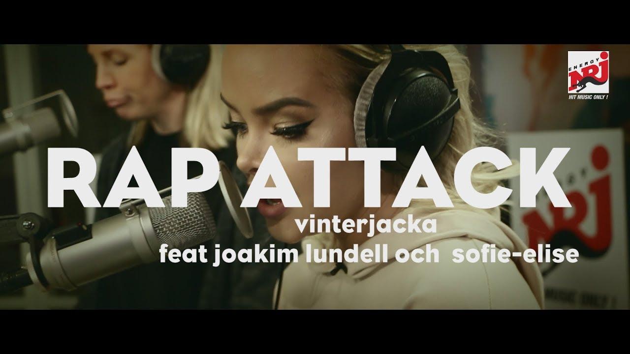 [RAP ATTACK] Vinterjacka feat. Joakim Lundell & sophie Elise  - NRJ SWEDEN #1