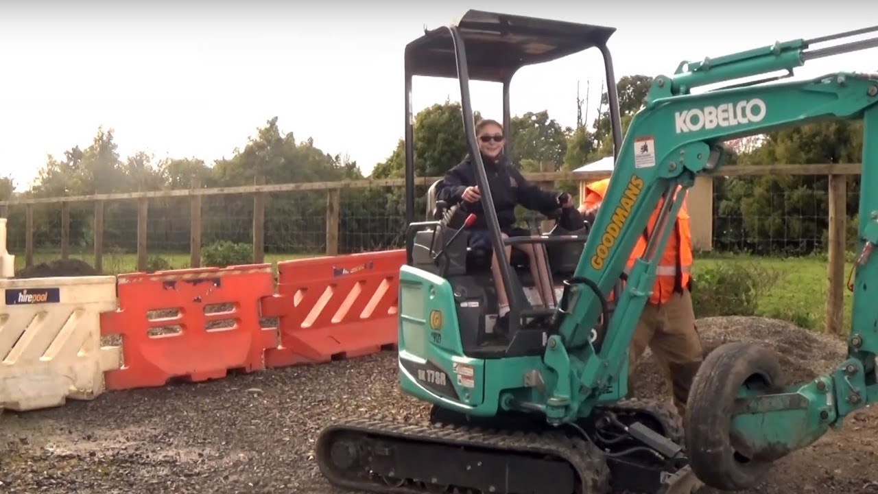 Ōtaki College Careers Expo a springboard for a career at Fletcher Construction