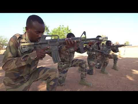 DFN:Rapid Intervention Battalion Week 1, DJIBOUTI, DJIBOUTI, DJIBOUTI, 05.09.2018
