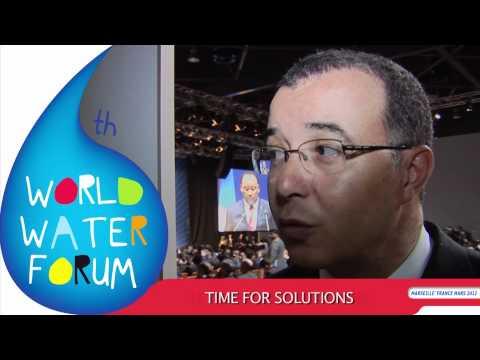 Fouad Douiri - Ministre de l'Energie, des Mines, de l'Eau et de l'Environnement du Maroc