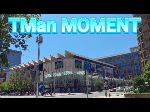 Walking Around DownTown Baltimore Pt 2/Bonus Short Hunt: TMan MOMENT