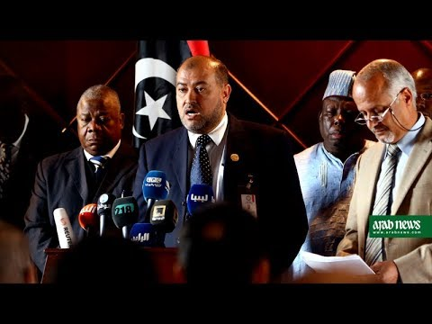Libya says to probe  slave auction  footage
