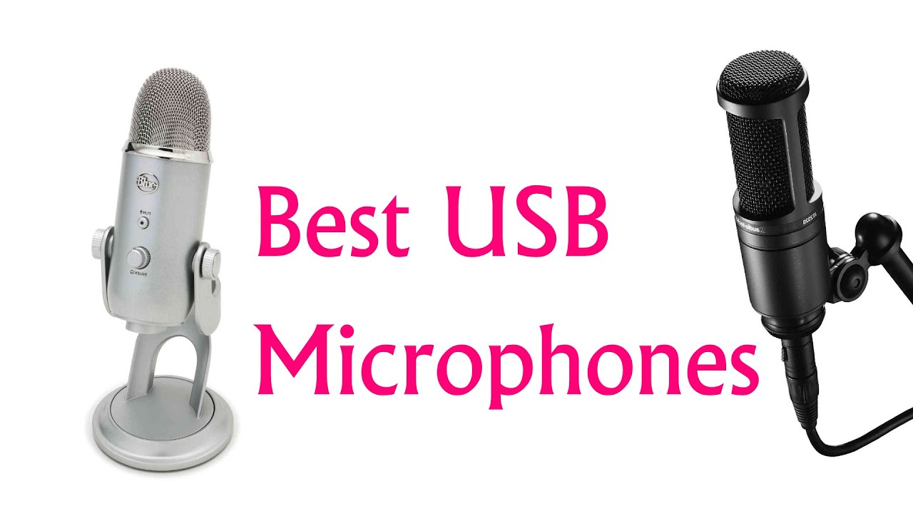 best usb microphones for home recording studio youtube. Black Bedroom Furniture Sets. Home Design Ideas