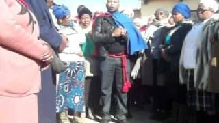 Kenny Kunene takes to preaching