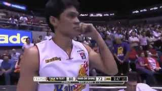 Bench Clearing | PBA Commissioner's Cup 2015