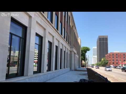 A Tour inside USC's new Law School building