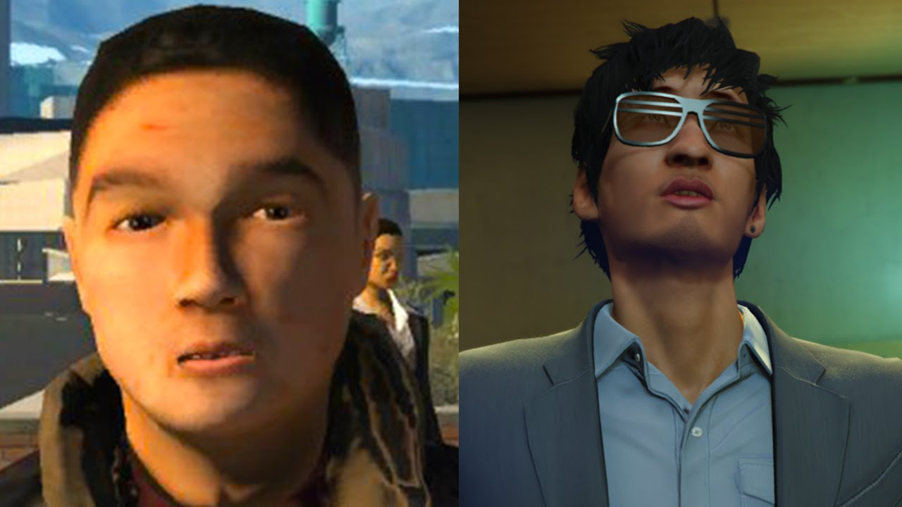 What Gta  Characters Looked Like In  First Ever Beta Images Of Grand Theft Auto  Youtube