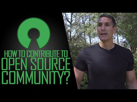 How To Contribute To The Open Source Community?