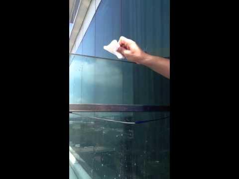 Super Hydrophilic Nano Cleaner at Empire Hotel Malaysia