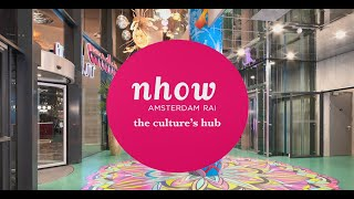 nhow Amsterdam RAI: discover the most colourful hotel in Amsterdam | nhow