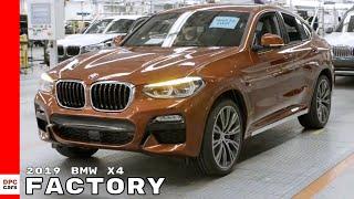 2019 BMW X4 Factory