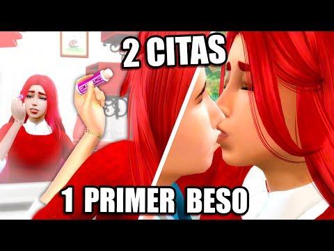 2 CHICOS, 2 CITAS y 1 PRIMER BESO | Ep.30 | Los Sims 4 - Perros y Gatos ~ Not So Berry ~ Rojo (Rubí)