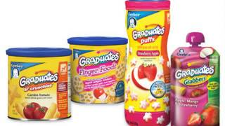 Gerber Baby Food   Register now get free Thumbnail