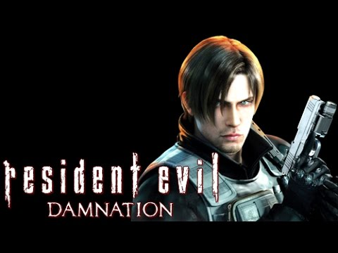 Resident Evil: Damnation (2012) Body Count