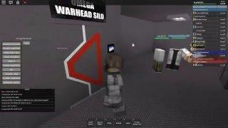 Roblox SCP breach C.I