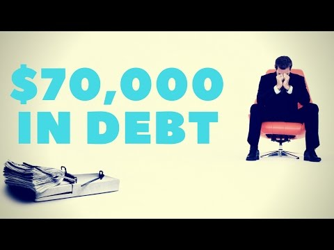 My $70,000 Debt Breakdown | Principal and Interest Payments